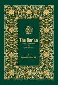 Holy Qur'Aan Text, Translation and Commentary