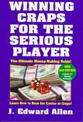 Winning Craps for the Serious Player - J.Edward Allen - Paperback - 2ND