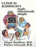 Clinical Radiology Made Ridiculously Simple