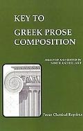 Key to Greek Prose Composition