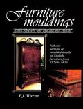 Furniture Mouldings Full Size Sections of Moulded Details on English Furniture from 1574 to ...