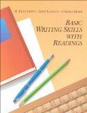 Basic Writing Skills With Readings