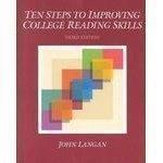 Ten Steps to Improving College Reading Skills (Townsend Press reading series)