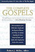 Complete Gospels Annotated Scholars Version