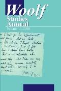 Woolf Studies Annual 14, Vol. 14