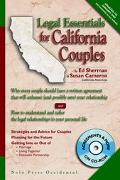 Legal Essentials For California Couples Updated To January 2005