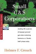 Small C & S Corporations