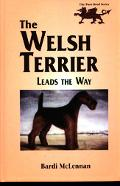 Welsh Terrier Leads the Way