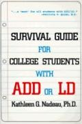 Survival Gde.f/coll.stud.w/add or Ld