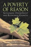 Poverty of Reason Sustainable Development and Economic Growth