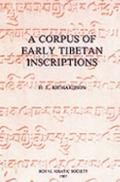 Corpus of Early Tibetan Inscriptions
