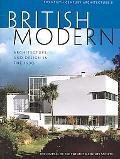 British Modern Architecture And Design in the 1930s