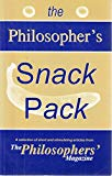 Philosopher's Snack Pack
