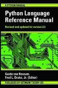 Python Language Reference