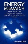 Energy Mismatch : Hormones, Enzymes, Viruses, Heavy Metals, Vaccination, Drugs
