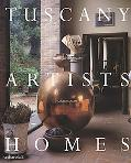 Tuscany Artists Homes