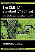 The XML 1.0 Standard (5th Edition)