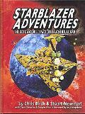 Starblazer Adventures: The Rock and Roll Space Opera Adventure Game