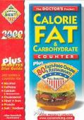 Doctor's Pckt.calorie Fat+carb.counter