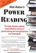 Power Reading The Best, Fastest, Easiest, Most Effective Course On Speedreading and Comprehe...