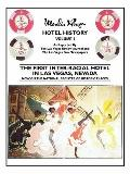 Moulin Rouge Hotel History Book