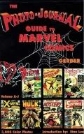 Photo Journal Guide to Marvel Comics, A-J