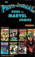 Photo-Journal Guide to Marvel Comics, K-Z