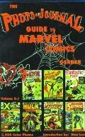 Photo-Journal Guide to Marvel Comics/Vol. A-J, Vol. K-Z