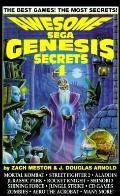 Awesome Sega Genesis Secrets 4 - Zach Meston - Paperback
