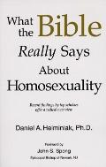 What Bible Really Says About Homosex.