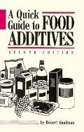 Quick Guide to Food Additives