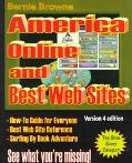 America Online and Best Web Sites Version 4