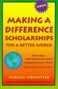 Making a Difference Scholarships