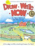 Draw Write Now, Book 1 On the Farm-Kids and Critters-Storybook Characters