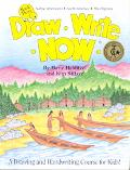 Draw Write Now, Book 3 Native Americans, North America, Pilgrims