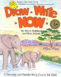 Draw Write Now, Book 8 Animals of the World, Dry Land Animals