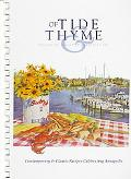 Of Tide & Thyme The Junior League of Annapolis, Inc.