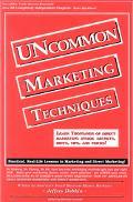 Uncommon Marketing Techniques
