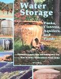 Water Storage Tanks, Cisterns, Aquifers, And Ponds for Domestic Supply, Fire And Emergency U...