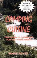 Camping Cuisine Ultimate Cookbook for the Avid Camper