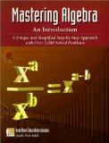 Mastering Algebra: An Introduction