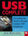 USB Complete: Everything You Need to Develop Custom USB Peripherals with Cdrom