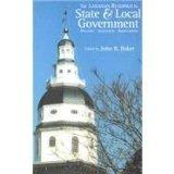 The Lanahan Readings in State & Local Government: Diversity, Innovation, Rejuvenation