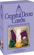 Crystal Deva Cards: The Mineral Kingdom's Messages of Hope and Self-Empowerment for the New ...