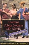 Coaching College Students With Ad-Hd Issues and Answers