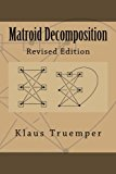Matroid Decomposition
