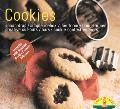 Cookies Spoon Drop, Simple Icebox, Heirloom, Hand-Formed Creative Cut-Outs, Bar, Cookie Cont...