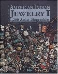 American Indian Jewelry I 1200 Artist Biographies