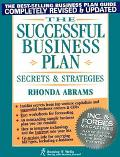 Successful Business Plan Secrets & Strategies