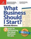 What Business Should I Start Seven Steps to Discovering the Ideal Business for You